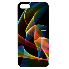 Crystal Rainbow, Abstract Winds Of Love  Apple Iphone 5 Hardshell Case With Stand