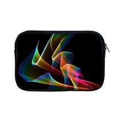 Crystal Rainbow, Abstract Winds Of Love  Apple iPad Mini Zippered Sleeve