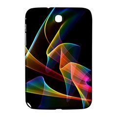 Crystal Rainbow, Abstract Winds Of Love  Samsung Galaxy Note 8.0 N5100 Hardshell Case