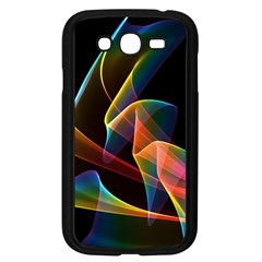 Crystal Rainbow, Abstract Winds Of Love  Samsung Galaxy Grand DUOS I9082 Case (Black)
