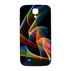 Crystal Rainbow, Abstract Winds Of Love  Samsung Galaxy S4 I9500/I9505  Hardshell Back Case