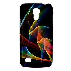 Crystal Rainbow, Abstract Winds Of Love  Samsung Galaxy S4 Mini (GT-I9190) Hardshell Case