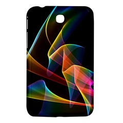 Crystal Rainbow, Abstract Winds Of Love  Samsung Galaxy Tab 3 (7 ) P3200 Hardshell Case