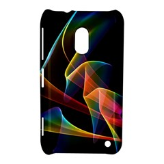 Crystal Rainbow, Abstract Winds Of Love  Nokia Lumia 620 Hardshell Case
