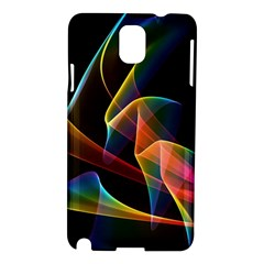 Crystal Rainbow, Abstract Winds Of Love  Samsung Galaxy Note 3 N9005 Hardshell Case