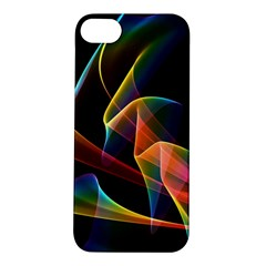 Crystal Rainbow, Abstract Winds Of Love  Apple iPhone 5S Hardshell Case