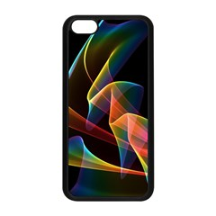 Crystal Rainbow, Abstract Winds Of Love  Apple iPhone 5C Seamless Case (Black)