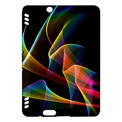 Crystal Rainbow, Abstract Winds Of Love  Kindle Fire HDX 7  Hardshell Case