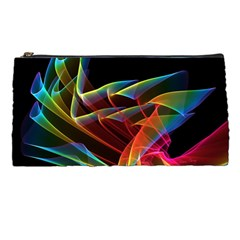 Dancing Northern Lights, Abstract Summer Sky  Pencil Case