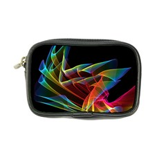 Dancing Northern Lights, Abstract Summer Sky  Coin Purse