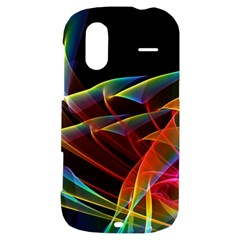 Dancing Northern Lights, Abstract Summer Sky  HTC Amaze 4G Hardshell Case