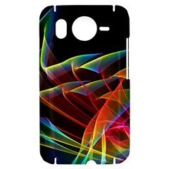 Dancing Northern Lights, Abstract Summer Sky  HTC Desire HD Hardshell Case