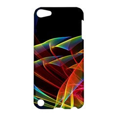 Dancing Northern Lights, Abstract Summer Sky  Apple iPod Touch 5 Hardshell Case