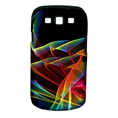 Dancing Northern Lights, Abstract Summer Sky  Samsung Galaxy S III Classic Hardshell Case (PC+Silicone)