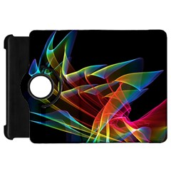 Dancing Northern Lights, Abstract Summer Sky  Kindle Fire HD 7  (1st Gen) Flip 360 Case
