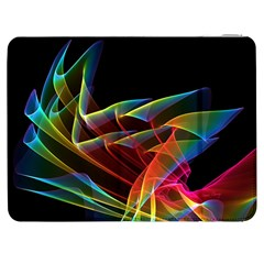 Dancing Northern Lights, Abstract Summer Sky  Samsung Galaxy Tab 7  P1000 Flip Case