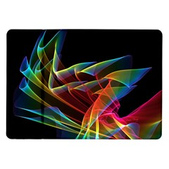 Dancing Northern Lights, Abstract Summer Sky  Samsung Galaxy Tab 10.1  P7500 Flip Case