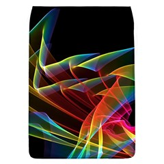 Dancing Northern Lights, Abstract Summer Sky  Removable Flap Cover (Large)