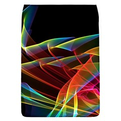 Dancing Northern Lights, Abstract Summer Sky  Removable Flap Cover (Small)