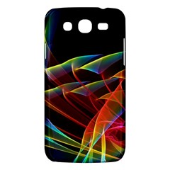 Dancing Northern Lights, Abstract Summer Sky  Samsung Galaxy Mega 5.8 I9152 Hardshell Case