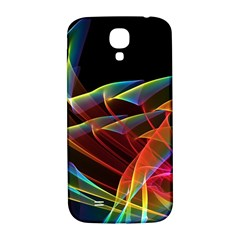 Dancing Northern Lights, Abstract Summer Sky  Samsung Galaxy S4 I9500/I9505  Hardshell Back Case