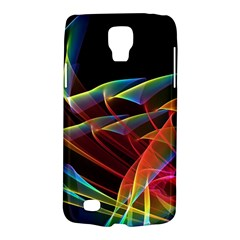 Dancing Northern Lights, Abstract Summer Sky  Samsung Galaxy S4 Active (I9295) Hardshell Case