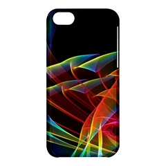 Dancing Northern Lights, Abstract Summer Sky  Apple iPhone 5C Hardshell Case