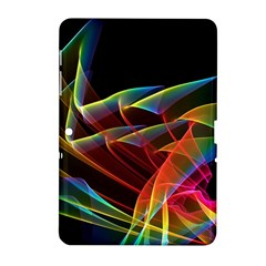 Dancing Northern Lights, Abstract Summer Sky  Samsung Galaxy Tab 2 (10.1 ) P5100 Hardshell Case