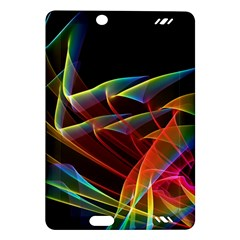 Dancing Northern Lights, Abstract Summer Sky  Kindle Fire HD 7  (2nd Gen) Hardshell Case