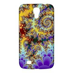 Desert Winds, Abstract Gold Purple Cactus  Samsung Galaxy Mega 6 3  I9200 Hardshell Case
