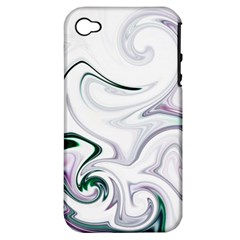 L598 Apple iPhone 4/4S Hardshell Case (PC+Silicone)