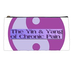 Yin & Yang Of Chronic Pain Pencil Case
