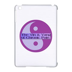 Yin & Yang Of Chronic Pain Apple Ipad Mini Hardshell Case (compatible With Smart Cover)