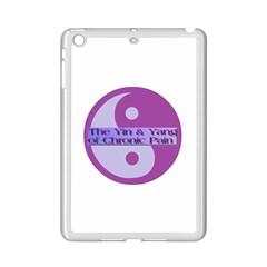 Yin & Yang Of Chronic Pain Apple iPad Mini 2 Case (White)