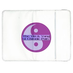 Yin & Yang Of Chronic Pain Samsung Galaxy Tab 7  P1000 Flip Case