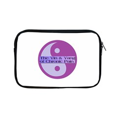 Yin & Yang Of Chronic Pain Apple iPad Mini Zippered Sleeve