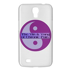 Yin & Yang Of Chronic Pain Samsung Galaxy Mega 6.3  I9200 Hardshell Case