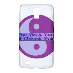 Yin & Yang Of Chronic Pain Samsung Galaxy S4 Active (I9295) Hardshell Case
