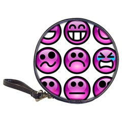 Chronic Pain Emoticons CD Wallet