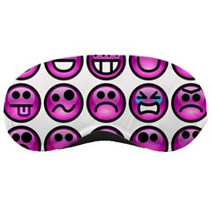 Chronic Pain Emoticons Sleeping Mask