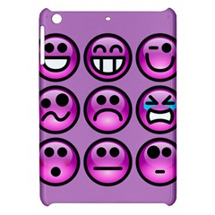 Chronic Pain Emoticons Apple iPad Mini Hardshell Case
