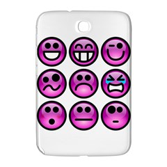Chronic Pain Emoticons Samsung Galaxy Note 8 0 N5100 Hardshell Case