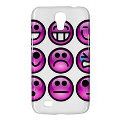 Chronic Pain Emoticons Samsung Galaxy Mega 6.3  I9200 Hardshell Case