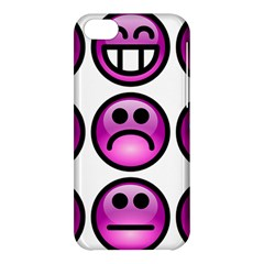 Chronic Pain Emoticons Apple Iphone 5c Hardshell Case