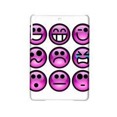 Chronic Pain Emoticons Apple iPad Mini 2 Hardshell Case