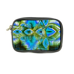 Mystical Spring, Abstract Crystal Renewal Coin Purse