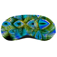 Mystical Spring, Abstract Crystal Renewal Sleeping Mask