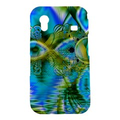 Mystical Spring, Abstract Crystal Renewal Samsung Galaxy Ace S5830 Hardshell Case