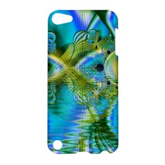 Mystical Spring, Abstract Crystal Renewal Apple iPod Touch 5 Hardshell Case