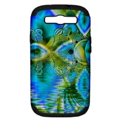 Mystical Spring, Abstract Crystal Renewal Samsung Galaxy S Iii Hardshell Case (pc+silicone)